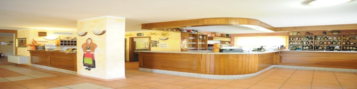 Reception_Bar_Hotel Belvedere Tonara